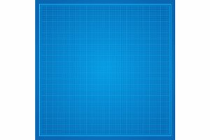 Vector Blueprint background.