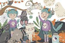 Happy Halloween Illustrations