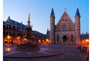 Binnenhof - Dutch Parliament