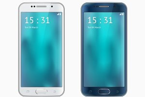 Vector Samsung Galaxy S6 Edge