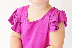 Minimal Baby Girl Boutique Clothing