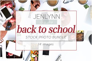 Back to School Styled Stock Photos