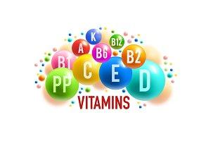 Vitamin, mineral supplement
