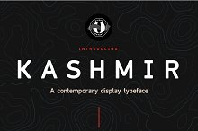 Kashmir by  in Sans Serif Fonts