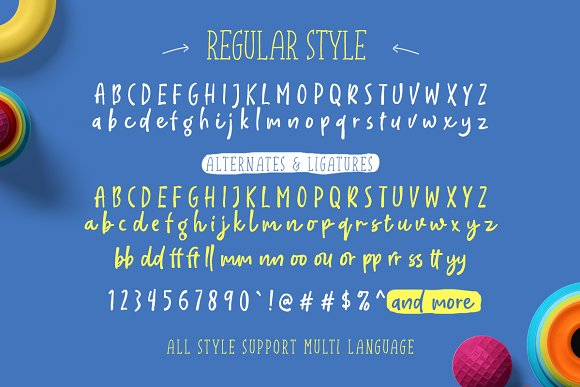 Your Moon - Fun Fonts Collection! in Display Fonts - product preview 8