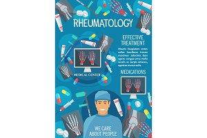 Rheumatology medical clinic