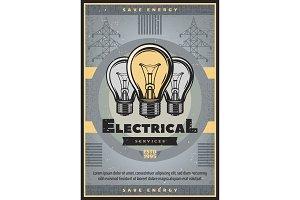 Save energy light bulbs
