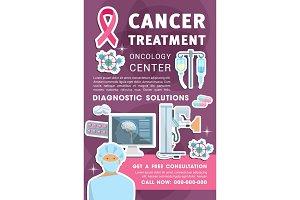 Oncology medicine poster
