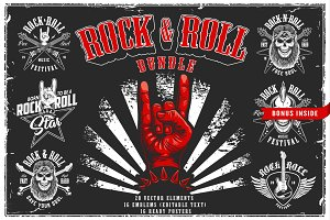 Rock and Roll bundle