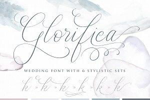 (INTRO SALE) Glorifica Wedding Font