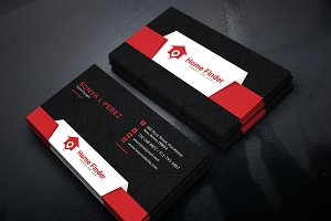 Modern Business Card Template 2