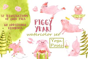 31% Discount on Piggy Year!