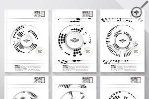 Circle vector elements