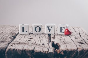 Love Card Concept