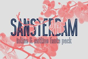 Sansterdam Inline & Outline