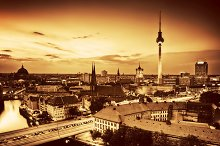 Berlin: the capital of Germany