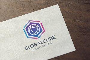 Global Cube Logo