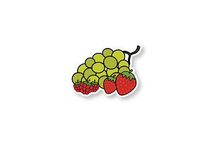 Berries patch