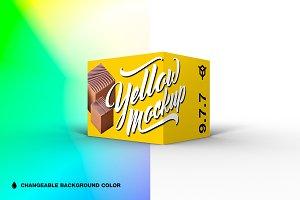 9.7.7 Simple 3D Box Mockup