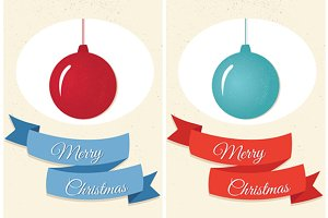 8 Christmas Greeting Cards