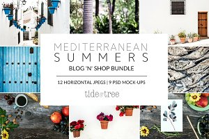 Med Summers | Blog 'n' Shop Bundle