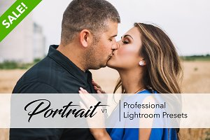 Portrait V1 - Pro Lightroom Presets