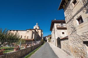 Valpuesta ancient monastery