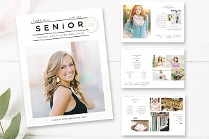 INDD Senior Photographer Magazine