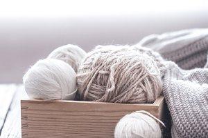 home hobbies, knitting