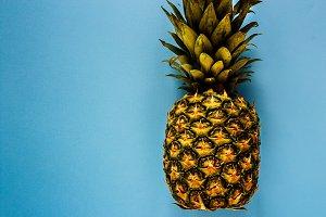 Tropical fruit pineapple