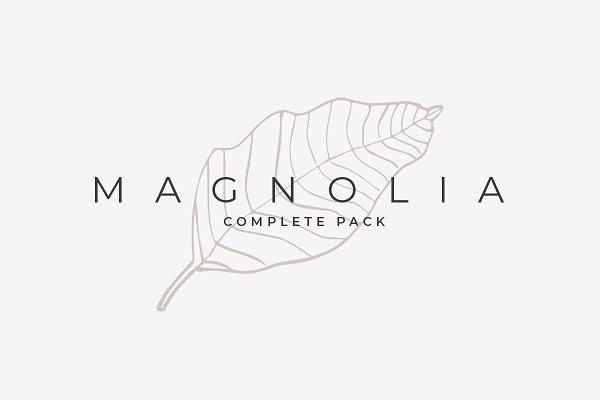 Magnolia Complete Pack