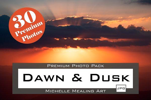 Dawn & Dusk PACK - 30 Premium Photo…