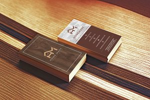 Wooden Business Card 7