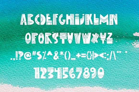 Little Submarine Kids Fonts in Display Fonts - product preview 1