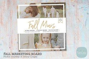 IW028 Fall Marketing Board