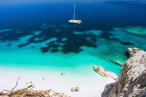 Fteri beach, Cephalonia Kefalonia