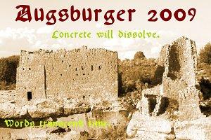 Augsburger 2009