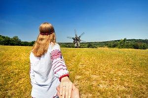 Follow me to Ukraine