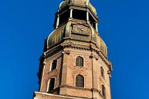 Church of Saint Peter  in Riga