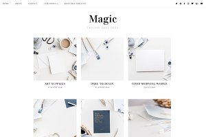 Blogger Template | Blogger Theme