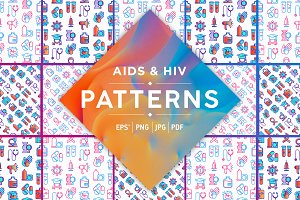 AIDS & HIV Patterns Collection