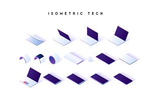 Isometric technique isolated