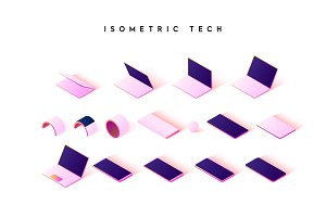 Isometric technique