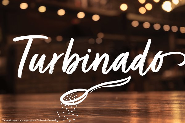 Script Fonts: Aerotype - Turbinado Set or $14 for any font