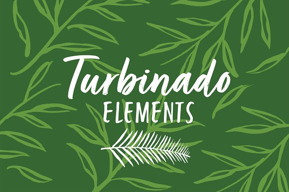 Turbinado Elements 50% off