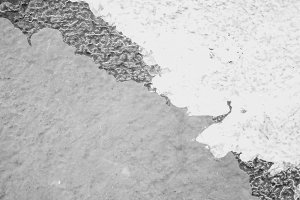 Concrete Background Black White