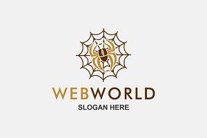 WebWorld Logo