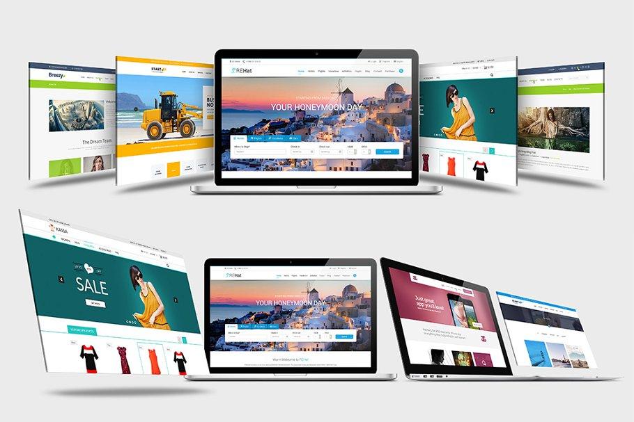 MacBook Mock-Up 03