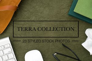 Styled Stock Bundle:Terra Collection