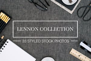Stock Photo Bundle:Lennon Collection